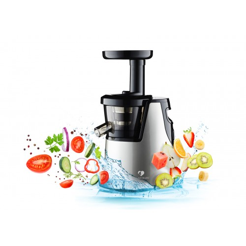 Slow Juicer Benefits : NutriPress Slow Juicer